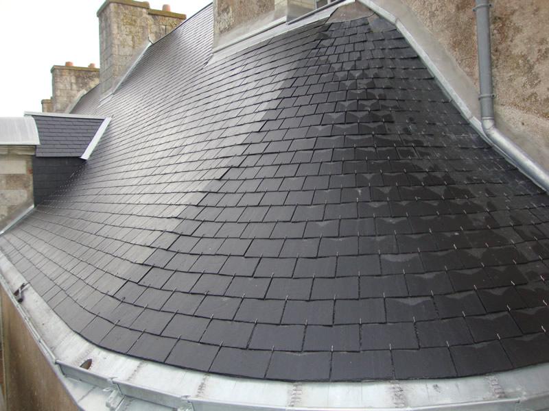 Les diff rents types de couverture de toit - Comment calculer le nombre de tuiles pour un toit ...