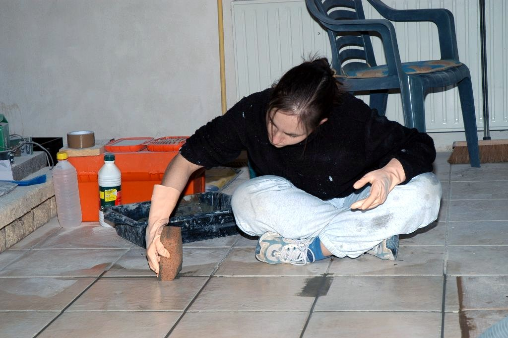 Faire Les Joints De Carrelage. Perfect Faire Les Joints De Carrelage