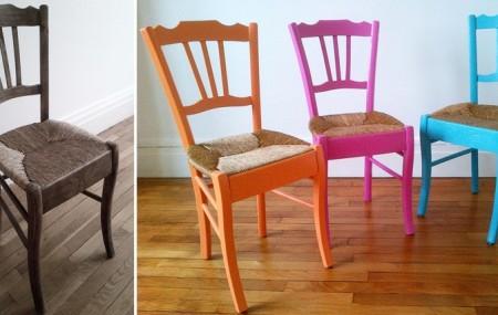 Donner un nouveau look à votre vieille chaise peut se faire en moins de temps. Il faut juste avoir de bonnes idées et savoir tirer profit des différentes astuces pour retaper ou customiser un meuble à votre goût !
