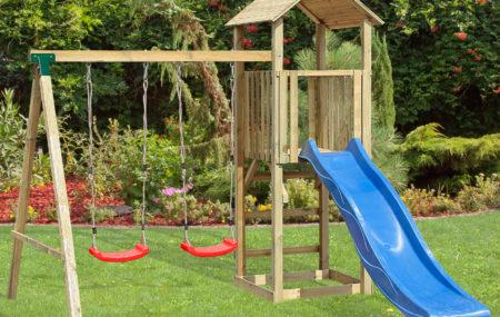 Les enfants ont besoin de s'amuser et se dépenser au quotidien. Parmi les différentes activités possibles en extérieur, la balançoire séduit plus d'un bambin. Si vous disposez d'un jardin suffisamment grand, vous pourrez facilement l'aménager en un mini parc d'attractions en y créant votre propre balançoire. L'installation de celle-ci peut être réalisée même par les […]